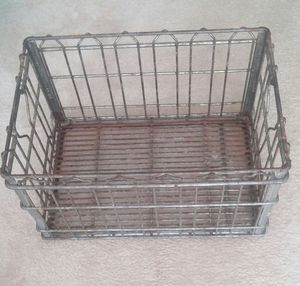 Lucern Dairy Heavy Gauge Wire Milk Crate for Sale in Germantown, MD
