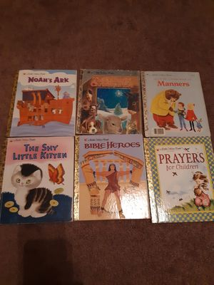 Little Golden Books for Sale in Wabash, IN