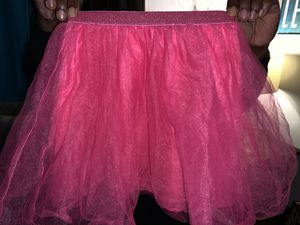 Girl's tutu/ tulle skirt for Sale in Waldorf, MD