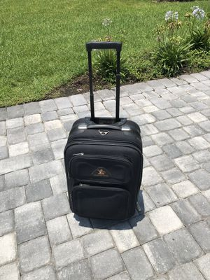 Budweiser carry on roller bag and tote for Sale in Ponte Vedra Beach, FL