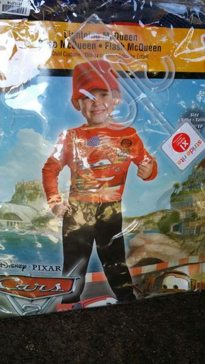 Lightning McQueen's Halloween costume for Sale in Oakland, CA