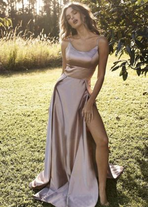 A&N Luxe Label Satin Dress for Sale in Carlsbad, CA