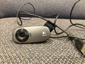 Logitech V-u0015 webcam camera (720p HD) usb webcam for Sale in Colorado Springs, CO