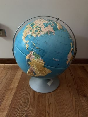 """Nystrom 16"""" World Globe for Sale in St. Charles, IL"""