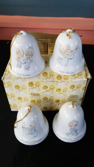 Set of precious moments Bells for Sale in Bunker Hill, WV