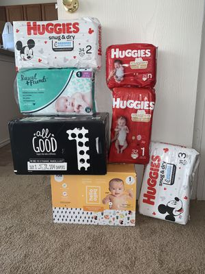 Diapers for Sale in Mesquite, TX