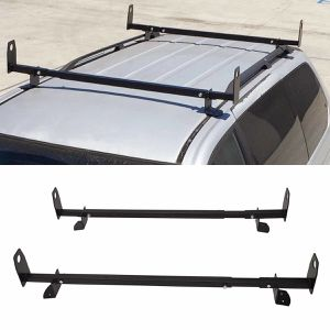 New in box universal roof mount extra wide design van ladder cross bar rack for Sale in Whittier, CA