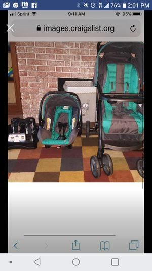 Stroller, base, and Carseat Need gone asap. for Sale in Rochester, NY