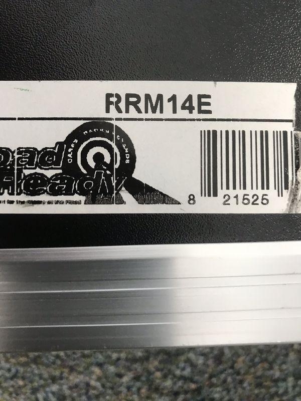 Road Ready Heavy Duty Mixer Case