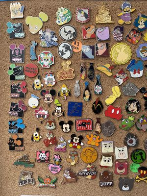 Disney pins for Sale in San Diego, CA