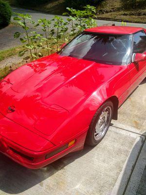 91 Vette, Rebuilt L98 350V8 for Sale in Sammamish, WA