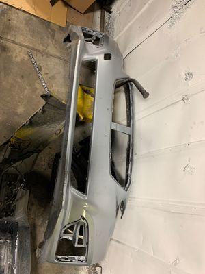 2018 Impreza sedan front bumper cover silver for Sale in Portland, OR