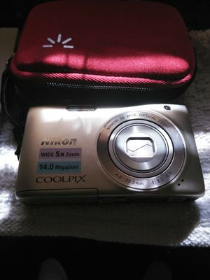 Nikon digital camera for Sale in Greensboro, NC