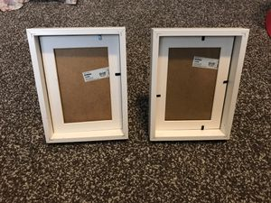 Picture frame x2 from Ikea for Sale in Lincoln, NE