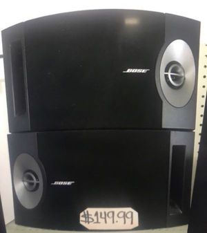 Bose 201 Speaker for Sale in Santa Fe Springs, CA