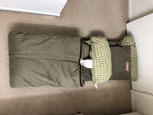 BIG AND TALL SLEEPING BAG - Big Game for Sale in San Mateo, CA