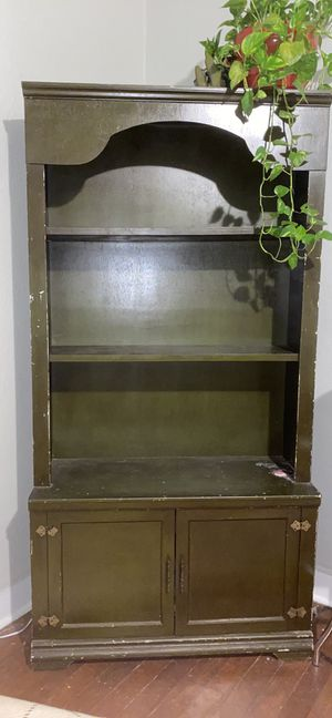 Large green hutch for Sale in San Antonio, TX