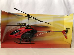 New 3.5 channel remote control helicopter AP-320 Sz 43cm 14 age+ for Sale in La Puente, CA