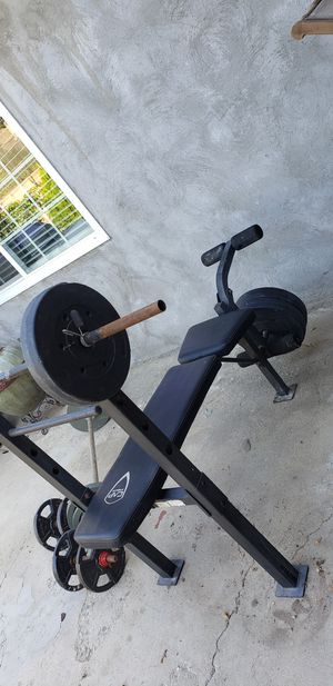 Bench gym for Sale in Los Angeles, CA