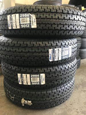 ST 205 75 R15 Trailer Tire BEST PRICE for Sale in Rockville, MD