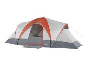 🔥BRAND NEW 9-Person Outdoor Camping Dome Tent with Mud Mat for Sale in Los Angeles, CA