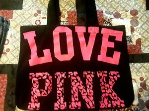 Love PINK Tote Bag for Sale in Indianapolis, IN