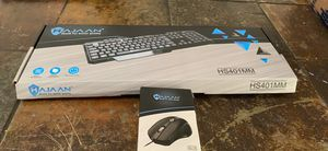 Wired Keyboard and mouse for Sale in Belleview, FL