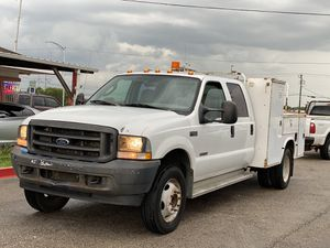 *WORK TRUCK*FORD F450 UTILITY BED CLEAN TITLE 1 OWNER SE HABLA ESPAÑOL for Sale in Grand Prairie, TX