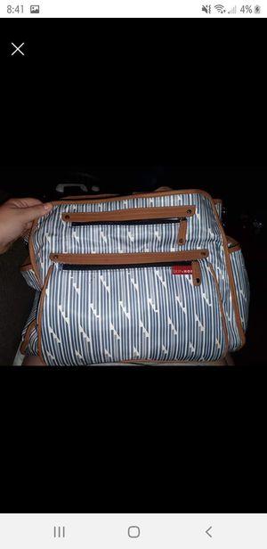 Skip hop diaper bag for Sale in Lawrenceville, GA