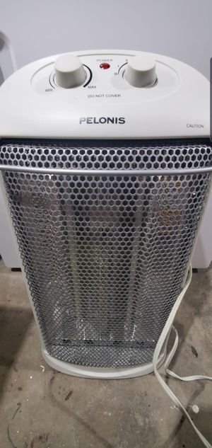 ELECTRIC SPACE HEATER - Pelonis Infrared Quartz Heater for Sale in Jersey City, NJ