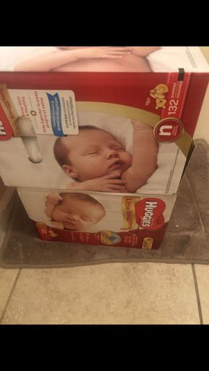 Baby HUGGIES 2 for 50$$ for Sale in Decatur, GA