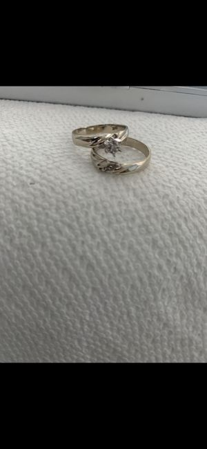 White Gold Rings 14k for Sale in Long Beach, CA