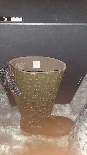 Coach rain boots for Sale in Brick Township, NJ