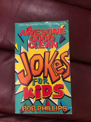 Awesome, good clean jokes for kids for Sale in Oak Lawn, IL