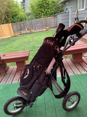 Sun Mountain Speed Cart & Bag Combo for Sale in Seattle, WA