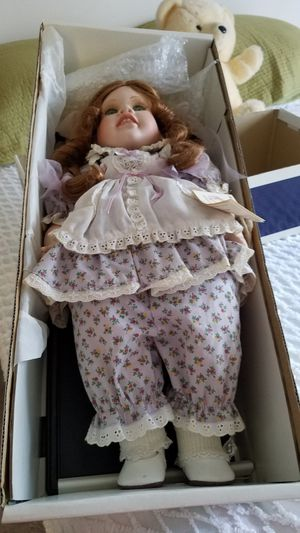 Porcelian Doll for Sale in Keysville, VA