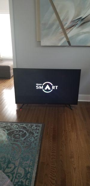 "Hisense 55"" 4k smart TV for Sale in Buffalo, NY"