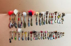 Old Fishing Spinners/Lures for Sale in Glendale Heights, IL