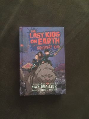 The Last Kids on Earth and the Nightmare King Book for Sale in Fresno, CA