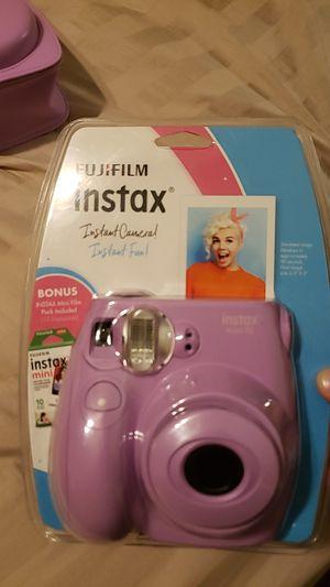 Fujifilm-Instax Instant Camera for Sale in Bolingbrook, IL