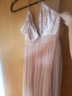 Womens sequin maxi dress for Sale in CA, US