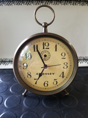 Antique style Crosley clock for Sale in Beaverton, OR