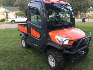2014 Kubota RTV1100C Diesel 4X4 for Sale in Douglasville, GA