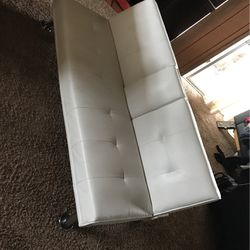 White Couch for Sale in Clovis,  CA