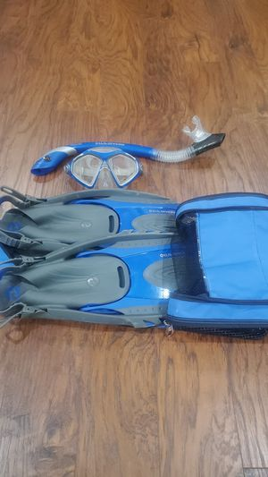 US divers snorkeling set for Sale in Las Vegas, NV