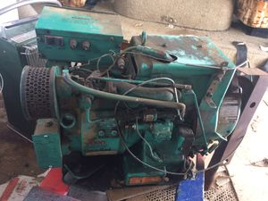 Selling Onan rv Generator, Came off a 77 Winnebago for Sale in Denver, CO