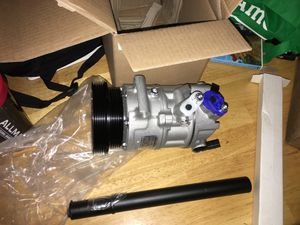 Ac Compressor/Condenser 09'-10' Volkswagen Jetta for Sale in Austin, TX