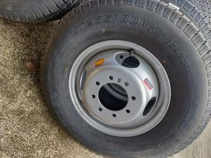 New Tire Radial for Trailer ST235/80/16 10pl in Dually Wheel 8 lugs for Sale in Opa-locka, FL