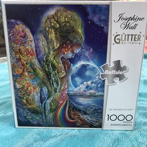 NEW!!! 1000 Piece Jigsaw Puzzle THE SADNESS OF GAIA for Sale in Torrance, CA