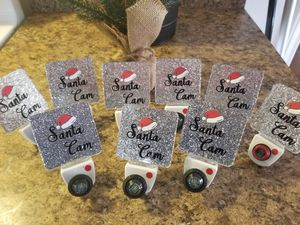 Santa Cam (LED night light) for Sale in Holly Springs, NC